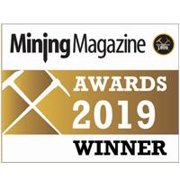 Mining Magazine Award
