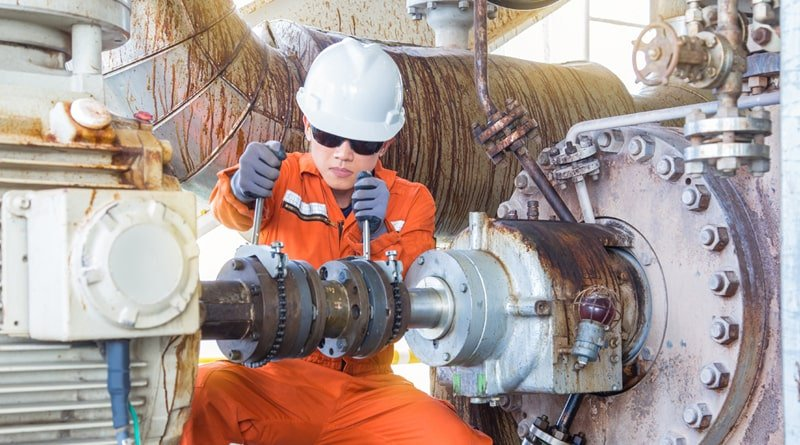 Oil & Gas ensure reliability safety